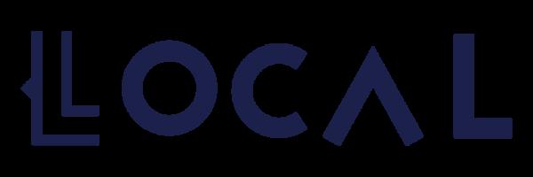 LOCAL logo Main blue